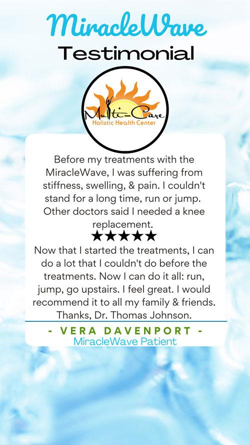Chiropractic Conyers GA Patient Testimonial