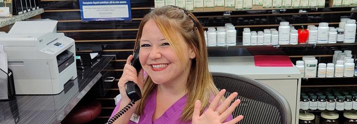 Chronic Pain Conyers GA Front Desk Receptionist